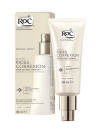 RoC Wrinkle Correxion with Retinol. Kept me wrinkle free for ages and ages and ages