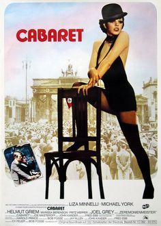 Cabaret (1972) such a great movie musical!