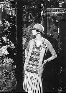 1926 - Chanel ensemble