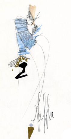Fondazione Gianfranco Ferré / Collezioni / Donna / Prêt-à-Porter / 1988 / Autunno / Inverno