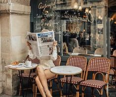 Parisian Mornings travel relax take a break Happy enjoy hiking free time country see the world hotel comfort destinations Parisian Cafe, Parisian Style, Parisian Breakfast, Parisian Apartment, Summer Aesthetic, Travel Aesthetic, Aesthetic Outfit, Beige Aesthetic, Aesthetic Girl