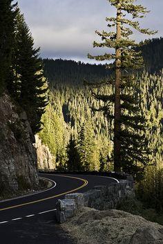 Chinook Pass, Washington