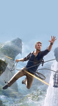 Uncharted A Thief's End, Uncharted Series, Harry Potter Games Online, Videogames, Fun Group Games, Overwatch, Nathan Drake, Game Costumes, Gaming Wallpapers