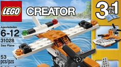 Lego Sea Plane 31028 The Laughing Family has tons of kid-safe, family friendly videos We make playtime videos, toys reviews and stop-motion