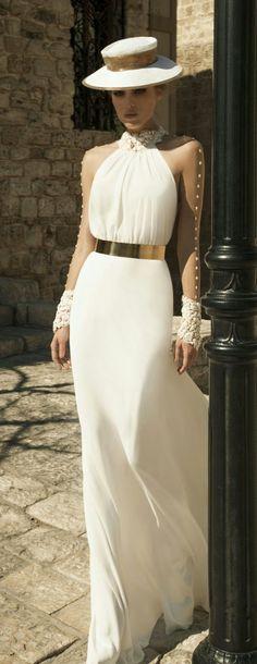 Best Wedding Dresses of 2014 ~ Galia Lahav   bellethemagazine.com