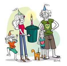 Famille zéro déchets