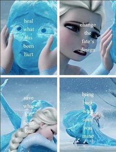 Pauvre Elsa..
