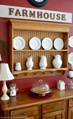 Sometimes you just need one or two new items to change the whole look of a room. Check out my new finds! Come see!