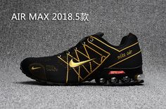 best loved 22ae8 0431e Air Max 2018 Flyknit Men Gold Black