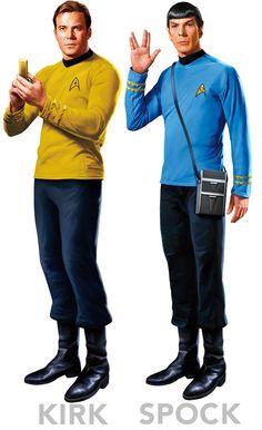 star trek - Kirk e Spock Star Trek Captains, Star Trek Tv, Star Wars, Star Trek Original Series, Star Trek Series, Science Fiction, Canal 13, Star Trek Characters, The Lone Ranger