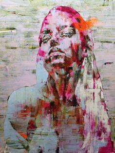 Marco GRASSI - Contemporary Artist - Women Portrait
