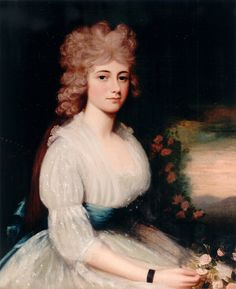 Louisa Catherine Adams, First Lady, spouse of John Quincy Adams, the only First Lady not born in the U.S. (Apart from those, I assume, who were born before the US became a nation!)