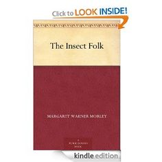 The Insect Folk - list of free kids books for nature readers on amazon
