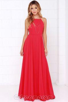 chiffon prom dress prom gown