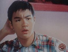 Bruce Lee from his time filming 'The Orphan'