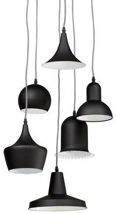 Kokoon Design hanglamp 'Pengan'