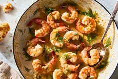 Shellfish Recipes, Seafood Recipes, New Recipes, Cooking Recipes, Favorite Recipes, Dinner Recipes, Healthy Recipes, Dinner Ideas, Seafood