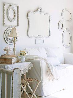 Detalles vintage para paredes