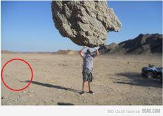 Where's the shadow?!? Photoshop fail!