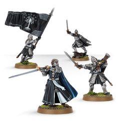 Capitaines du Gondor