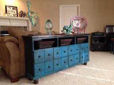 Turquoise lady | Do It Yourself Home Projects from Ana White
