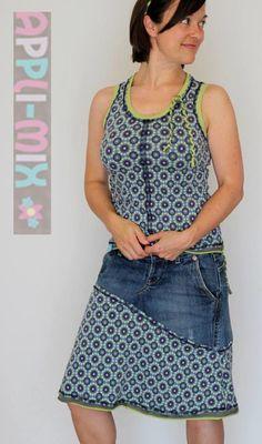 Lady Kenya, Papierschnittmuster - farbenmix Online-Shop - Schnittmuster, Anleitungen zum Nähen
