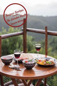 Dream Travel Destination :: Teniqua Treetops Treehouse Hotel - Sedgefield Garden Route, South Africa