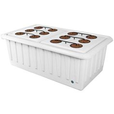 Are you thinking of starting a hydroponic garden? If so, you are on the verge of embarking on a gardening adventure. The sheer amount of benefits that comes with hydroponics gardening makes the effort more than worth it. Hydroponic Grow Systems, Hydroponic Growing, Hydroponics System, Hydroponic Gardening, Aquaponics Diy, Indoor Gardening, Beautiful Fruits, Growing Seeds