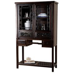 I pinned this Jardenne Book Cabinet from the Maison Maison event at Joss and Main!