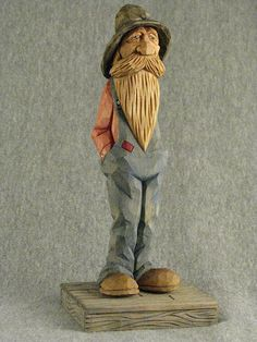 23 Best Country Folk Carvings Images Wood Carving
