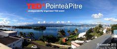 Rendez-vous à l'université, le 10 novembre, pour TEDxPointeàPitre. Billets en vente sur http://tickets.allmol.com/fr/soirees/tedxpointeapitre/?trackid=CTDX