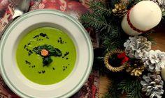 Zeleninová polievka bez alergénov