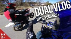 Red vs Blue Dual vlog with YummiR6 | Part 2