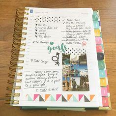Today's been a good day #simplifiedplanner #plannergirl #plannerlove #plannernerd #planneraddict #plannerobsessed #planner #plannersgottaplan #writeitdown #todolist #getitdone #creativeplanning #creativeplanner #plannergoods #plannergoodies #plannerstickers #stickers #washi #washitape #polaroid #polaroidzip