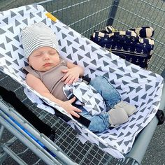 448 Likes, 48 Comments – Binxy Baby (Binxy Baby – Shopping Cart Hammock) on Inst… – Parenting Baby Necessities, Baby Essentials, Shopping Cart Hammock, Baby Shopping Cart Cover, Baby Hammock, Baby Gadgets, Baby Cover, Fantastic Baby, Baby Arrival