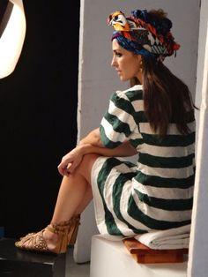 Paula Echevarría con una propuesta de pelo para este verano.      www.nupaní.com