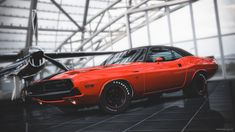 Afternoon Drive: American Muscle Cars Photos) Men are passionate about their stuff, and American classic muscle cars are no exception. It is said that a man's car is an extension of his personalit… Dodge Challenger, Pontiac Gto, Chevrolet Camaro, Rat Rods, Sweet Cars, Mustang Cars, Us Cars, Car Videos, American Muscle Cars