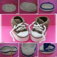 tricotez des mini espadrilles pour bb quebec echantillons gratuits