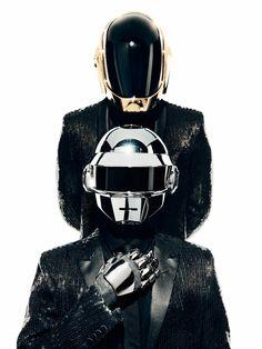 Daft Punk.