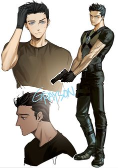 I actually love his new look but I hate how they made him stop being nightwing......
