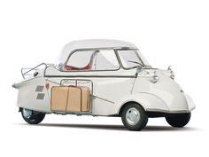 Messerschmitt KR 200 (1961) - Cars in studio