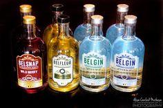Belgiansdoitbetter - Start collecting these Belgian artisanal craft spirits www.facebook.com/Belgingins