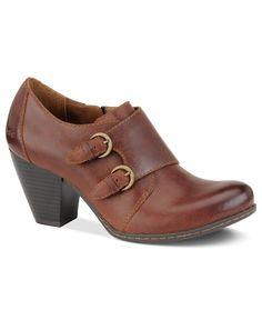 b.o.c. by Born Shoes, Cathleen Booties --my current favorite shoes!