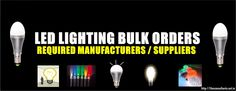 Led Lighting Suppliers Required - Business Consultant Delhi India