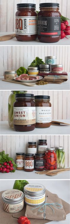 Williams-Sonoma Packaging = design by Foundry Co.