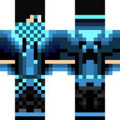 mój skin do minecraft by zyczu Minecraft Skins, Company Logo, Logos, Logo