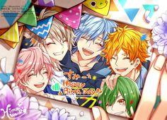 Follow me 👉 Max Alice 👈 Tks ^^ | A3! Manga Anime, Manga Art, Anime Art, Anime Boys, Happy D, Alice, Online Anime, Anime Kunst, Ensemble Stars