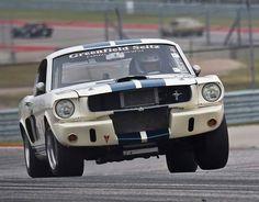 """3,800 Me gusta, 10 comentarios - @muzzy289 en Instagram: """"1965 Shelby GT350R Racecar"""""""