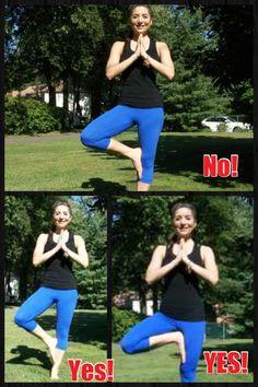 Correct Yoga Poses SheKnows.com