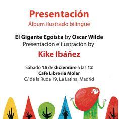 Presentación en Café Librería Molar sábado 15 de Diciembre 2012